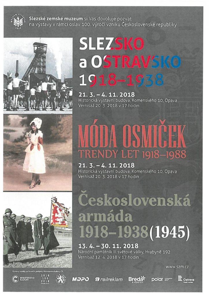 Slezsko a Ostravsko 1918-1938 1
