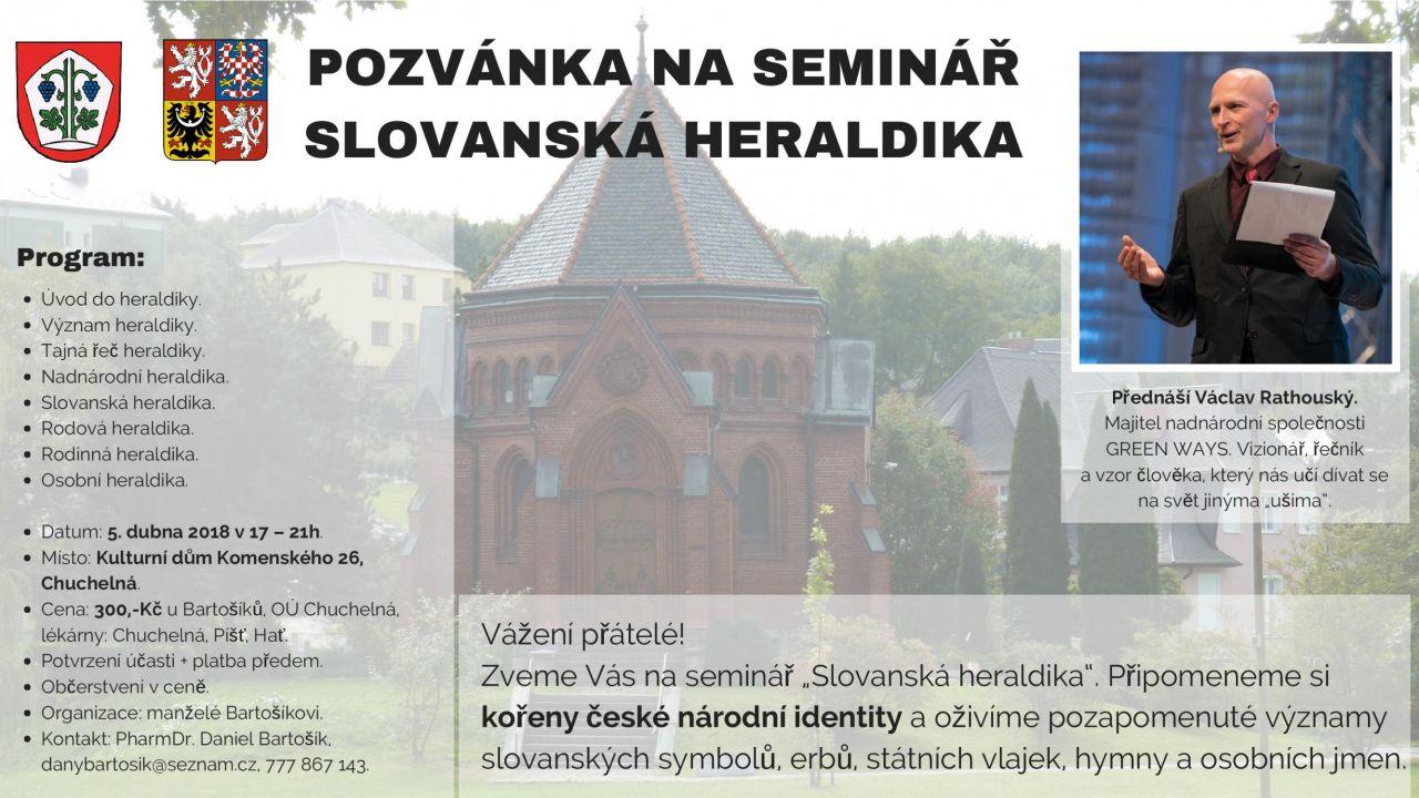 Slovanská heraldika 1