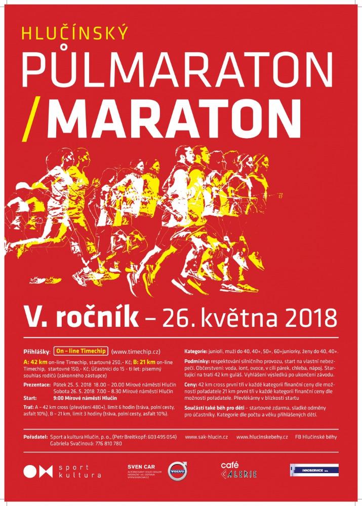Hlučínský půlmaraton / maraton 1