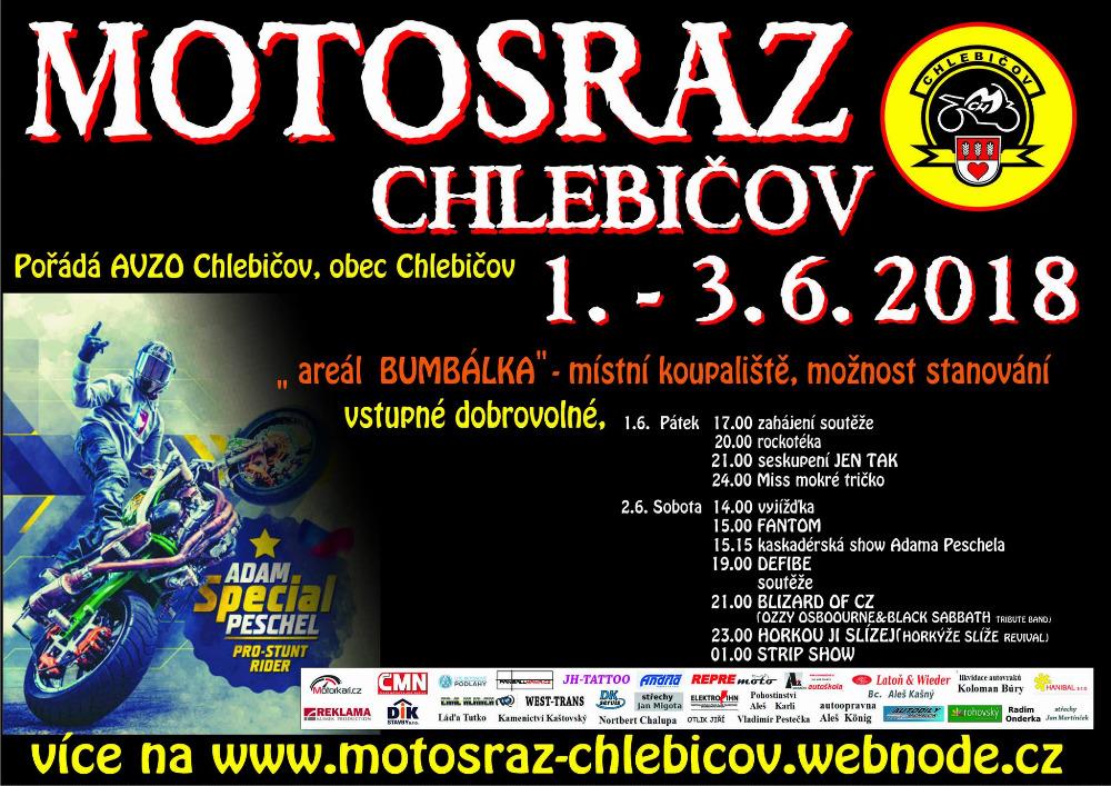 Motosraz Chlebičov 1