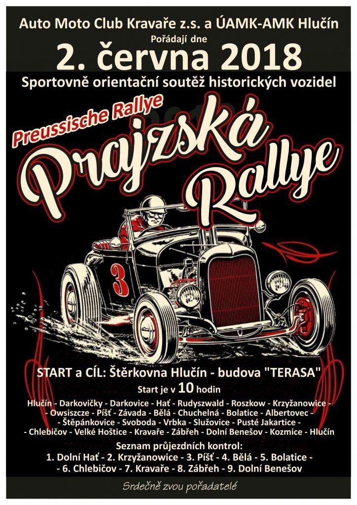Prajzská rallye 1