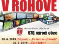 Letní kino v Rohově