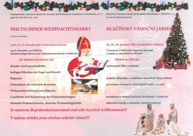 Hlučínský vánoční jarmark 1