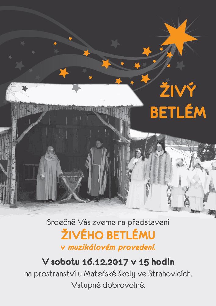 Živý betlém ve Strahovicích 1