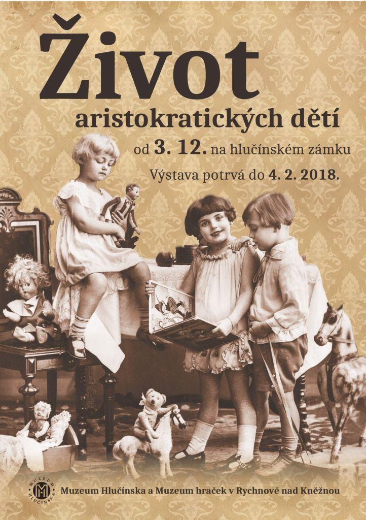 Život aristokratických dětí 1
